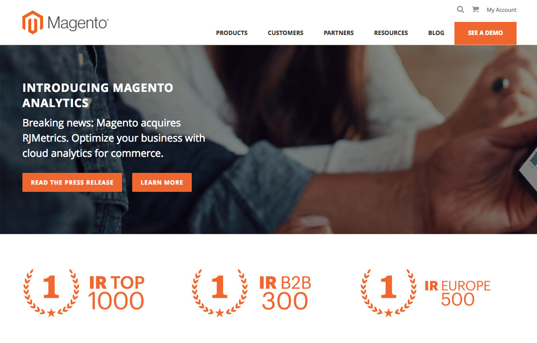magento design, development and customization services in bangalore, india