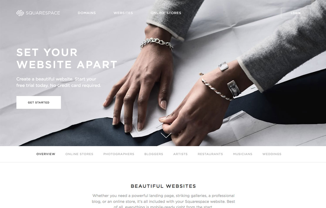 squarespace developers